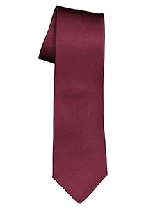 ETERNA stropdas, bordeaux rood