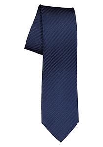 ETERNA stropdas, marine blauw gestreept