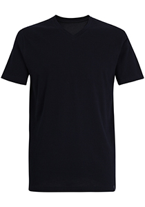 Ceceba pyjama of lounge T-shirt, korte mouw, blauw