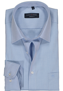 Casa Moda Comfort Fit overhemd, licht blauw