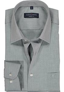 Casa Moda Comfort Fit overhemd, grijs