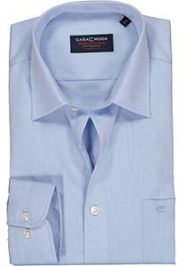 Casa Moda Comfort Fit overhemd, mouwlengte 72 cm, licht blauw