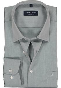 Casa Moda Comfort Fit overhemd, mouwlengte 72 cm, grijs