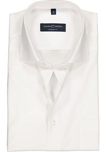 Casa Moda Modern Fit overhemd, korte mouw, wit