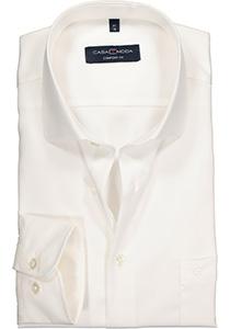 Casa Moda Comfort Fit overhemd, beige twill