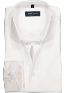 Casa Moda Comfort Fit overhemd, mouwlengte 72 cm, wit twill
