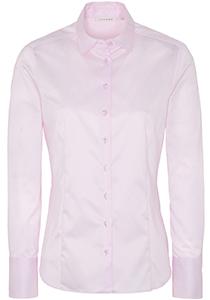 ETERNA dames blouse modern classic, roze