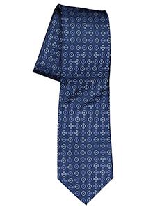 ETERNA stropdas, blauw dessin