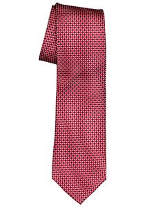 ETERNA stropdas, rood structuur