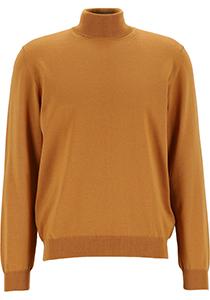 OLYMP modern fit coltrui wol, oker geel