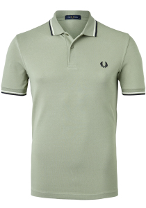 Fred Perry M3600 polo twin tipped shirt, Seagrass