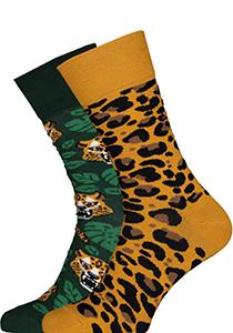 Many Mornings sokken El Leopardo