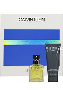 Heren cadeauset: Calvin Klein Eternity Eau de Toilette 50ml + showergel 100ml