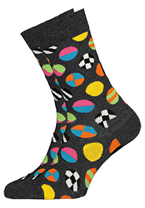Happy Socks sokken Clashing dots