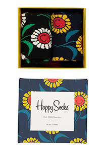 Happy Socks, Sunflower Gift Box