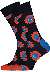 Happy Socks Smiley Flower Sock