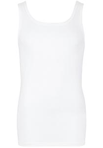Sloggi Men Basic Vest, heren singlet SH02 (1-pack), wit