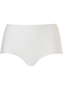 ten Cate Secrets women high waist brief (1-pack), dames slip hoge taille, off white