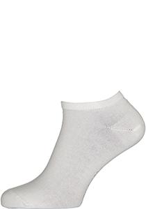 Tommy Hilfiger Sneaker Socks (2-pack), heren enkelsokken katoen, wit