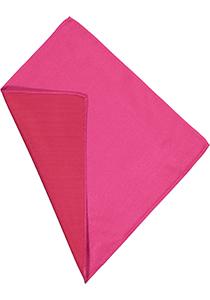 Michaelis pocket square, fuchsia roze pochet