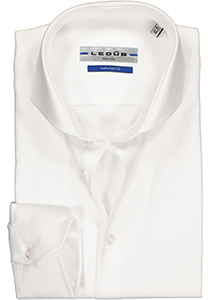 Ledûb Tailored Fit overhemd, wit