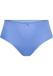 Pure Color dames maxi string, hemelsblauw