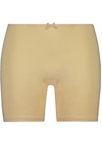 Pure Color dames extra lange pijp short, huid