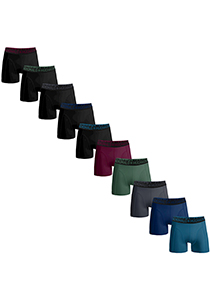Muchachomalo boxershorts 10-pack, light cotton uni