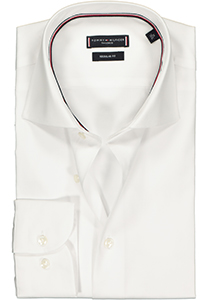 Tommy Hilfiger Core classic shirt, Regular Fit wit overhemd twill