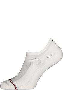 Tommy Hilfiger Iconic Sports onzichtbare sneaker sokken (2-pack), wit