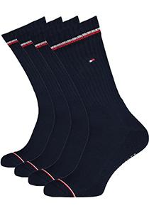 Tommy Hilfiger Iconic Sport Sock (2-pack), blauwe sportsokken