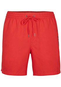 O'Neill heren zwembroek, Cali Shorts, rood, Plaid