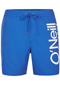 O'Neill heren zwembroek, Original Cali Shorts, kobalt blauw, Victoria blue