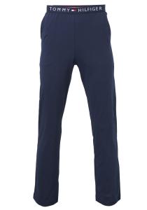 Tommy Hilfiger heren lounge broek, lange broek dun, blauw
