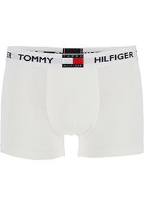 Tommy Hilfiger Tommy 85 trunk (1-pack), heren boxer normale lengte, wit