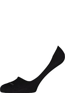 Calvin Klein Luca herensokken (2-pack), onzichtbare sneakersokken, zwart