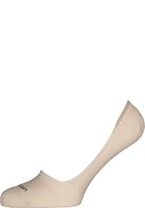 Calvin Klein Luca herensokken (2-pack), onzichtbare sneakersokken, beige