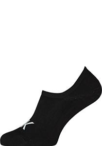Calvin Klein herensokken Albert (3-pack), onzichtbare sokken, zwart