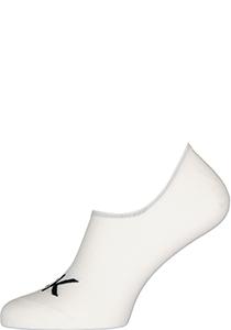 Calvin Klein herensokken Albert (3-pack), onzichtbare sokken, wit