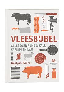 Vleesbijbel, kookboek, Gertjan Kiers
