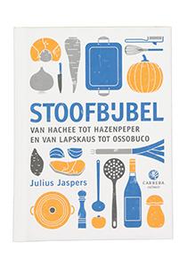 Stoofbijbel, kookboek, Julius Jaspers