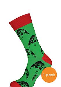 Spiri Socks Awake, groen