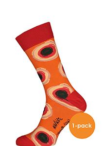 Spiri Socks Dots, oranje