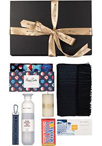 Kerstpakket (zakelijk), warme winter