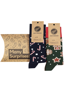 Many Mornings cadeauset, 2-pack Kerst