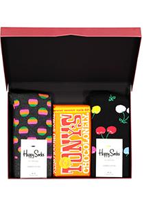 Happy Chocolade cadeauset; Oranje plezier