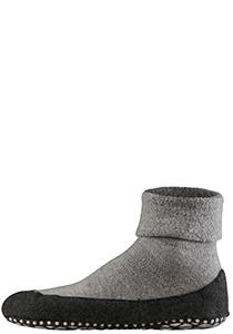 FALKE Cosyshoe huissokken, grijs (light grey)