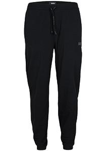 Hugo Boss heren lounge broek (dun), zwart