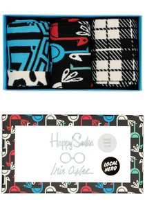 Happy Socks, Iris Apfel limited Gift Box
