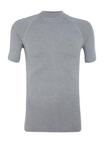 RJ Bodywear thermo T-shirt, grijs